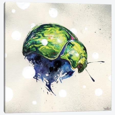 Beetle Juice II Canvas Print #BKT33} by Black Ink Art Art Print