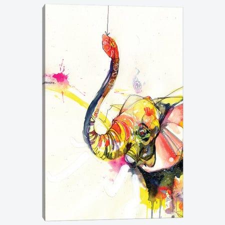 Burnt Match Canvas Print #BKT37} by Black Ink Art Canvas Wall Art