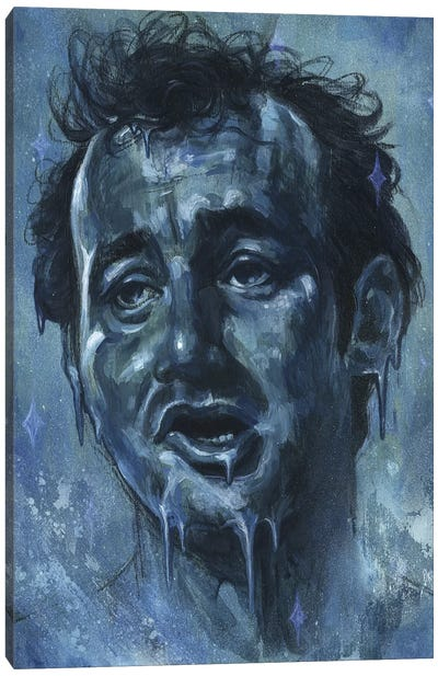 Chill Murray Canvas Art Print