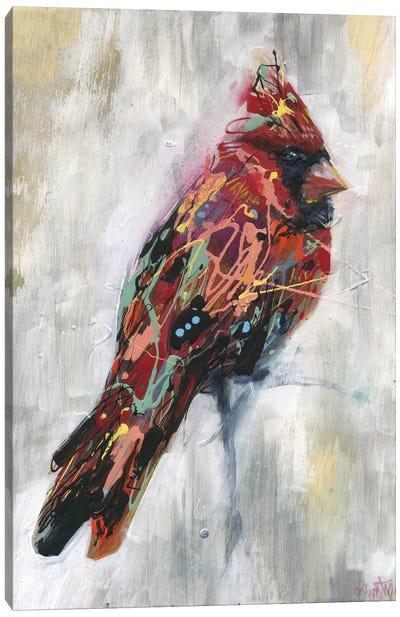 Ezra's Feathers Canvas Print #BKT48