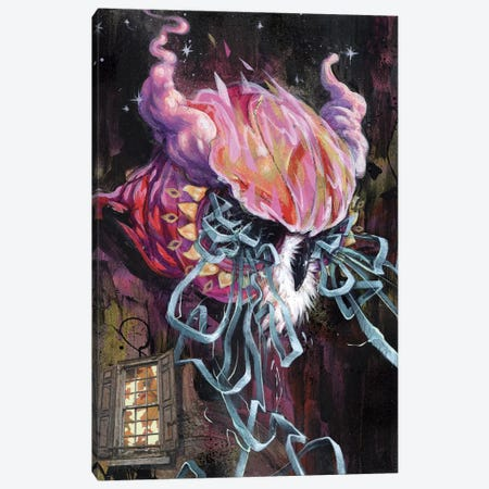 Foresight Canvas Print #BKT51} by Black Ink Art Canvas Print