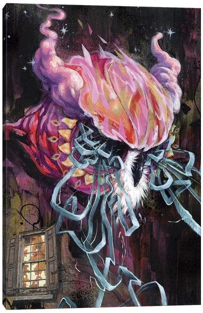 Foresight Canvas Art Print