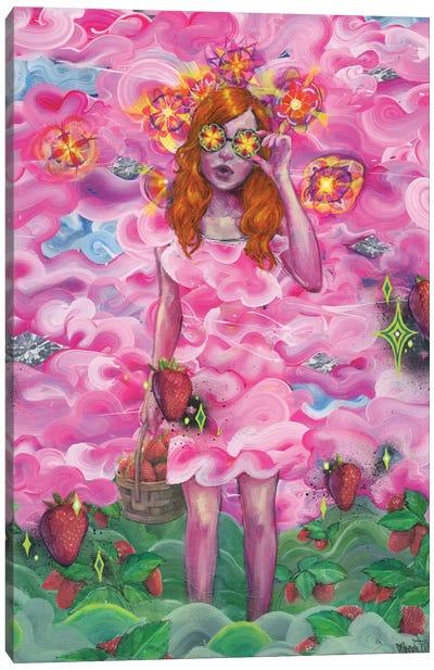 Kaleidescope Eyes Canvas Art Print