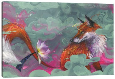 In Bloom Canvas Art Print