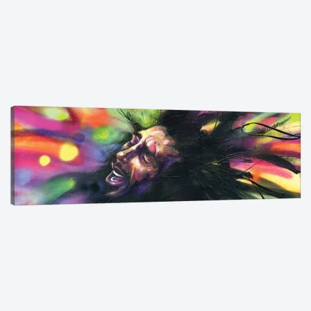 Marley Canvas Print #BKT74} by Black Ink Art Canvas Artwork