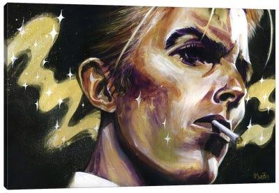 The Disco King Canvas Art Print