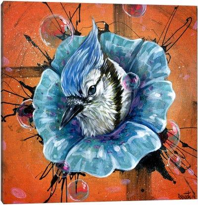 Blue Dream Canvas Print #BKT83