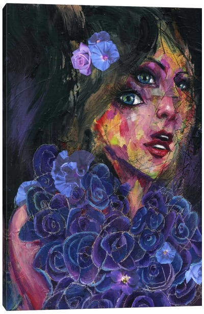 Bluebell Canvas Print #BKT84