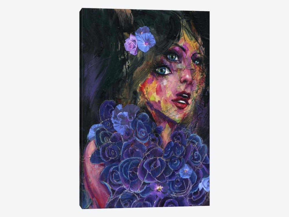 Bluebell by Black Ink Art 1-piece Art Print