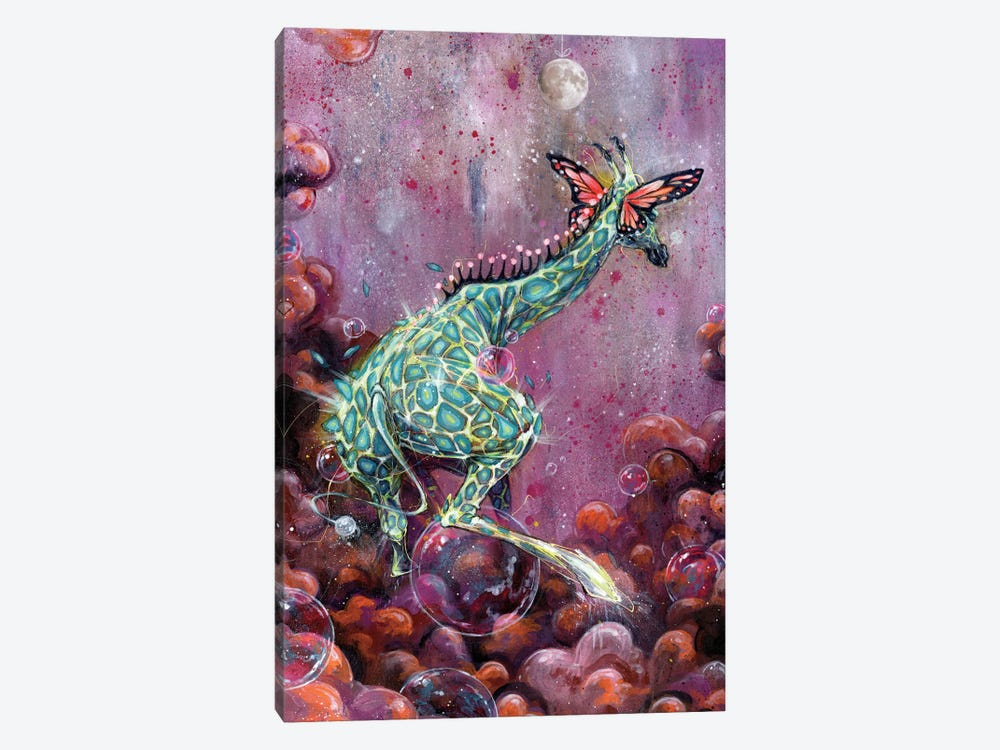 Riff Raffe by Black Ink Art 1-piece Canvas Art