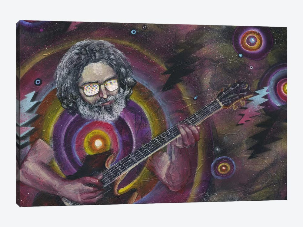 Garcia by Black Ink Art 1-piece Canvas Wall Art