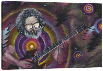 Garcia Canvas Art Print