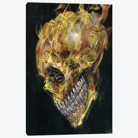 Glitter & Gold Canvas Print #BKT95} by Black Ink Art Canvas Artwork