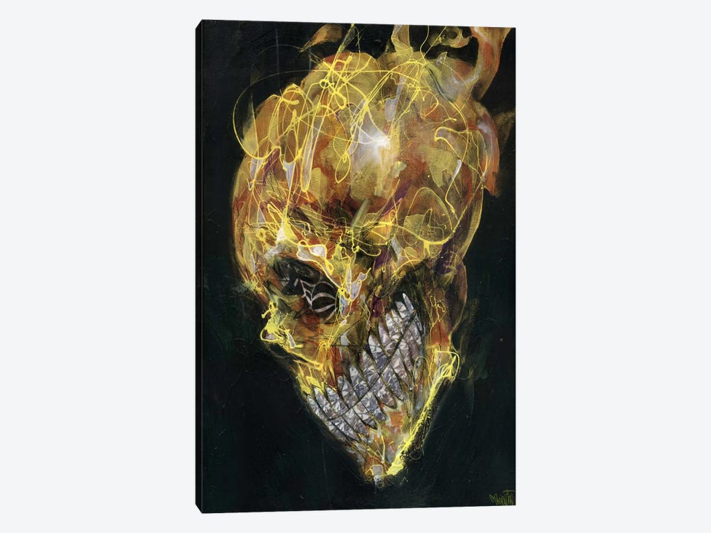 Glitter & Gold by Black Ink Art 1-piece Canvas Art Print