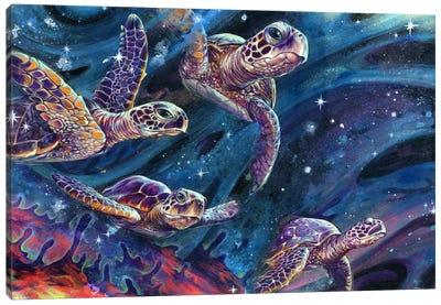Intershellar Canvas Art Print