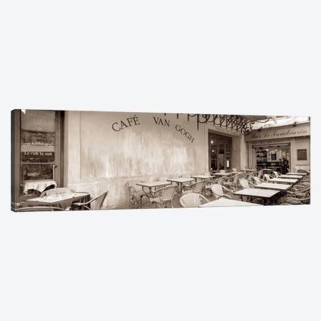 Café Van Gogh Canvas Print #BLA12} by Alan Blaustein Art Print