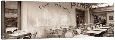 Café Van Gogh Canvas Art Print