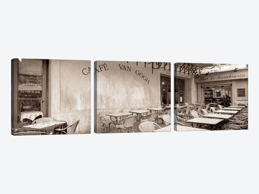 Café Van Gogh by Alan Blaustein 3-piece Art Print