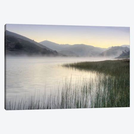 Crescent Beach Calm I Canvas Print #BLA14} by Alan Blaustein Canvas Art