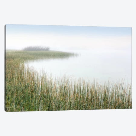Crescent Beach Calm II Canvas Print #BLA15} by Alan Blaustein Canvas Wall Art
