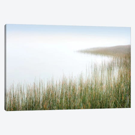 Crescent Beach Calm III Canvas Print #BLA16} by Alan Blaustein Canvas Art