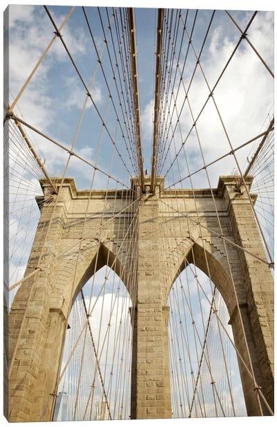 Brooklyn Bridge I Canvas Print #BLA2
