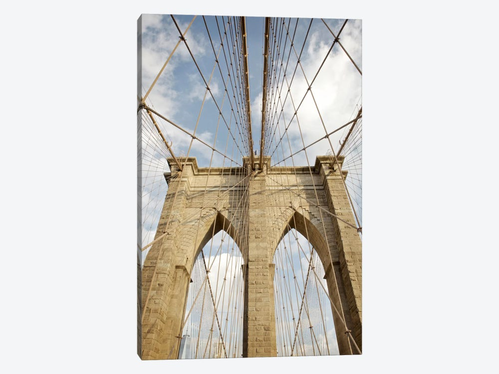 Brooklyn Bridge I by Alan Blaustein 1-piece Canvas Artwork