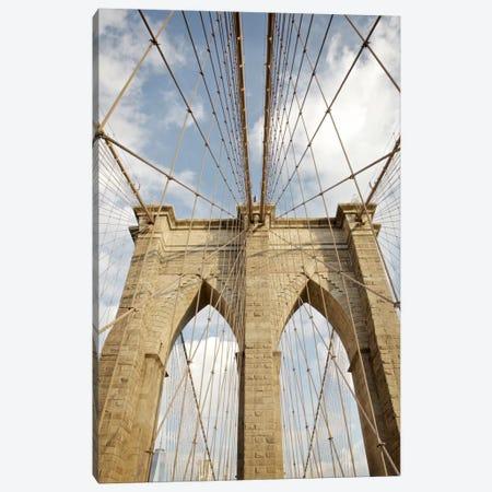 Brooklyn Bridge I Canvas Print #BLA2} by Alan Blaustein Canvas Print