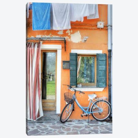 Island Bicicletta II Canvas Print #BLA38} by Alan Blaustein Art Print