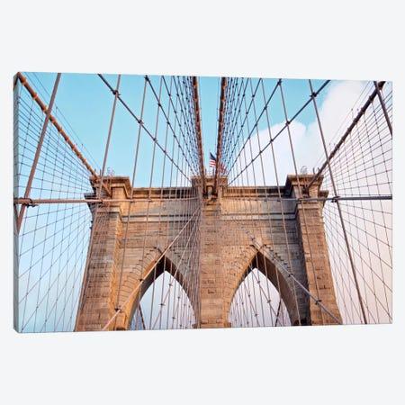 Brooklyn Bridge II Canvas Print #BLA3} by Alan Blaustein Art Print