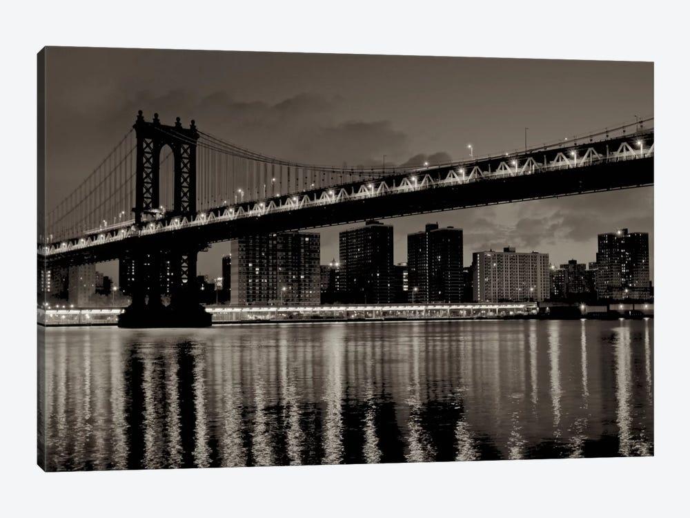 Manhattan by Alan Blaustein 1-piece Canvas Art Print