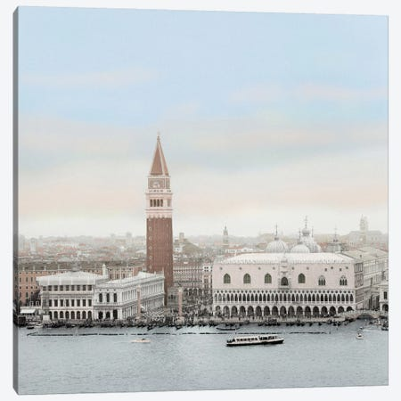 Piazza San Marco VIsta Canvas Print #BLA49} by Alan Blaustein Canvas Art