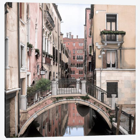 Piccolo Ponte I Canvas Print #BLA50} by Alan Blaustein Art Print