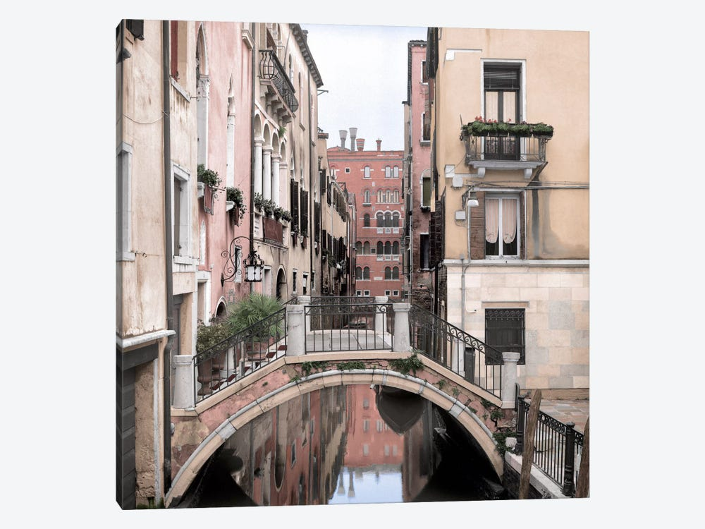 Piccolo Ponte I by Alan Blaustein 1-piece Canvas Art Print
