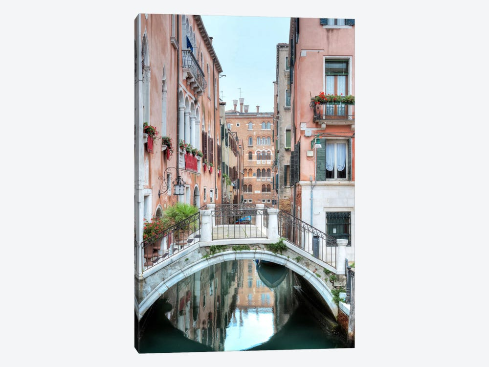 Piccolo Ponte II by Alan Blaustein 1-piece Canvas Art
