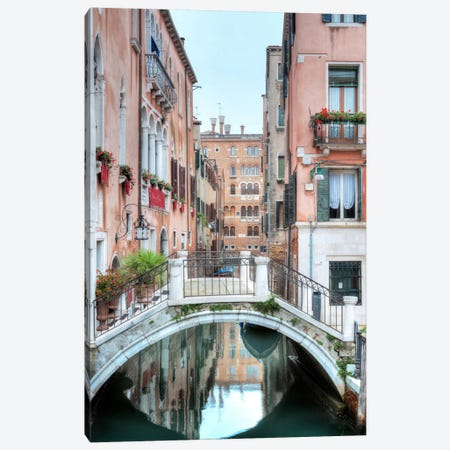Piccolo Ponte II Canvas Print #BLA51} by Alan Blaustein Art Print