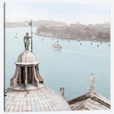 San Giorgio Maggiore Duomo Canvas Print #BLA55} by Alan Blaustein Canvas Artwork