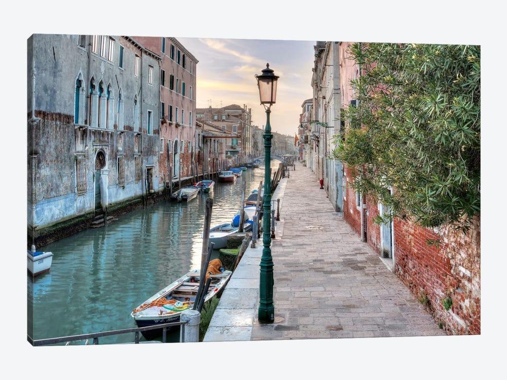 Venetian Passeggiata by Alan Blaustein 1-piece Art Print