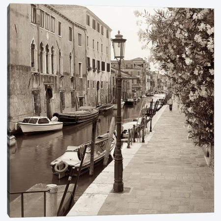 Venezia #5 Canvas Print #BLA61} by Alan Blaustein Canvas Art