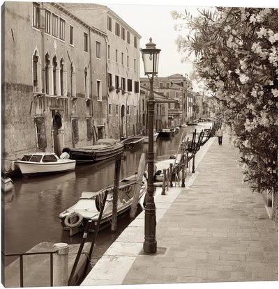 Venezia #5 Canvas Art Print