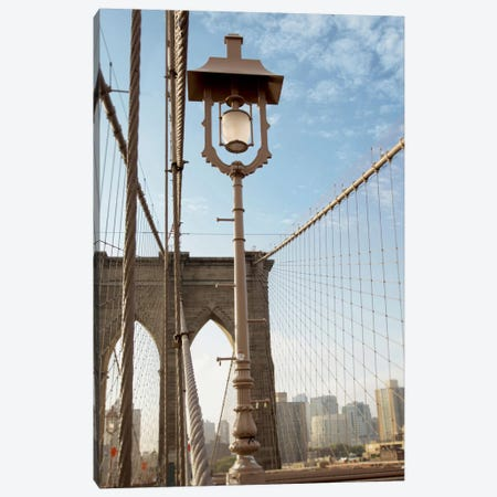 Brooklyn Bridge VI Canvas Print #BLA7} by Alan Blaustein Canvas Artwork