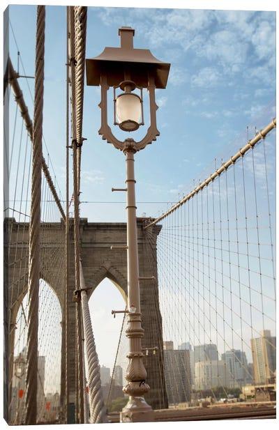 Brooklyn Bridge VI Canvas Print #BLA7