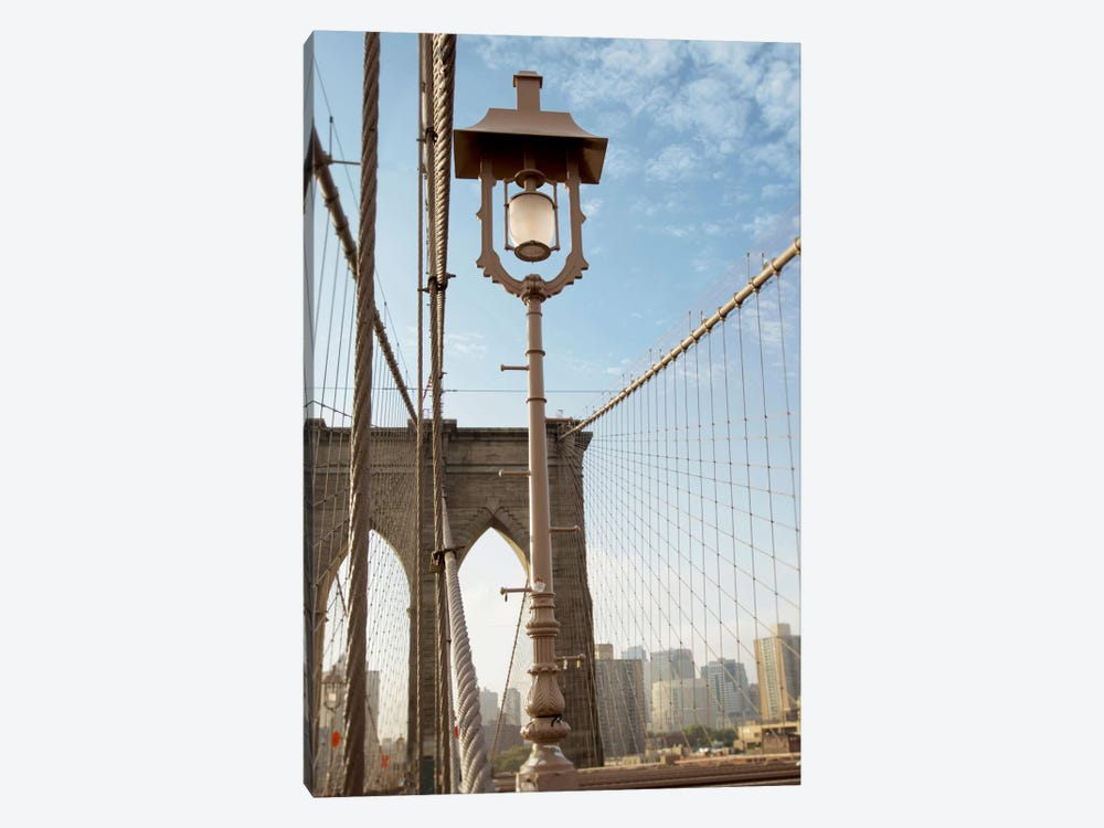 Brooklyn Bridge VI by Alan Blaustein 1-piece Art Print