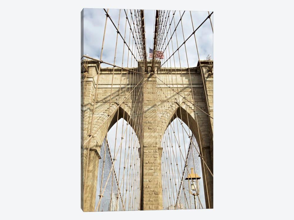 Brooklyn Bridge VII by Alan Blaustein 1-piece Canvas Artwork