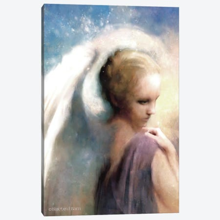 Angelus Canvas Print #BLB1} by Bluebird Barn Canvas Artwork