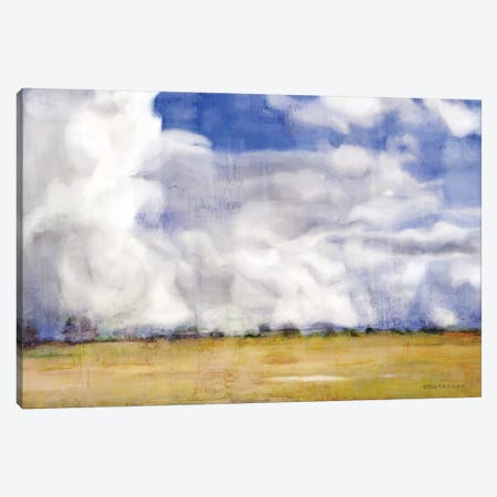 Big Blue Sky 3-Piece Canvas #BLB216} by Bluebird Barn Canvas Art