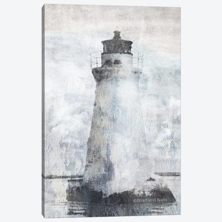 Lighthouse Canvas Print #BLB224} by Bluebird Barn Canvas Art Print