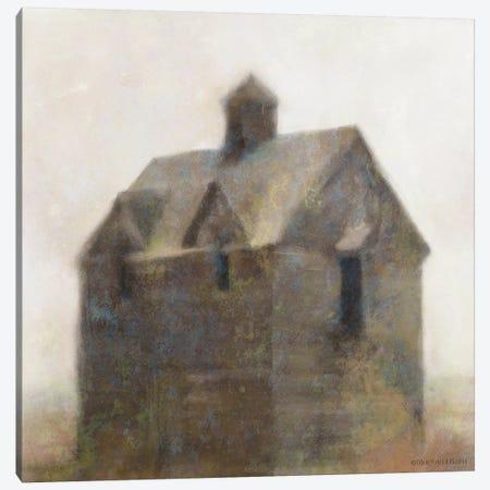 Rustic Old House Canvas Print #BLB233} by Bluebird Barn Canvas Print