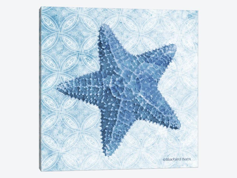 Starfish I by Bluebird Barn 1-piece Canvas Artwork