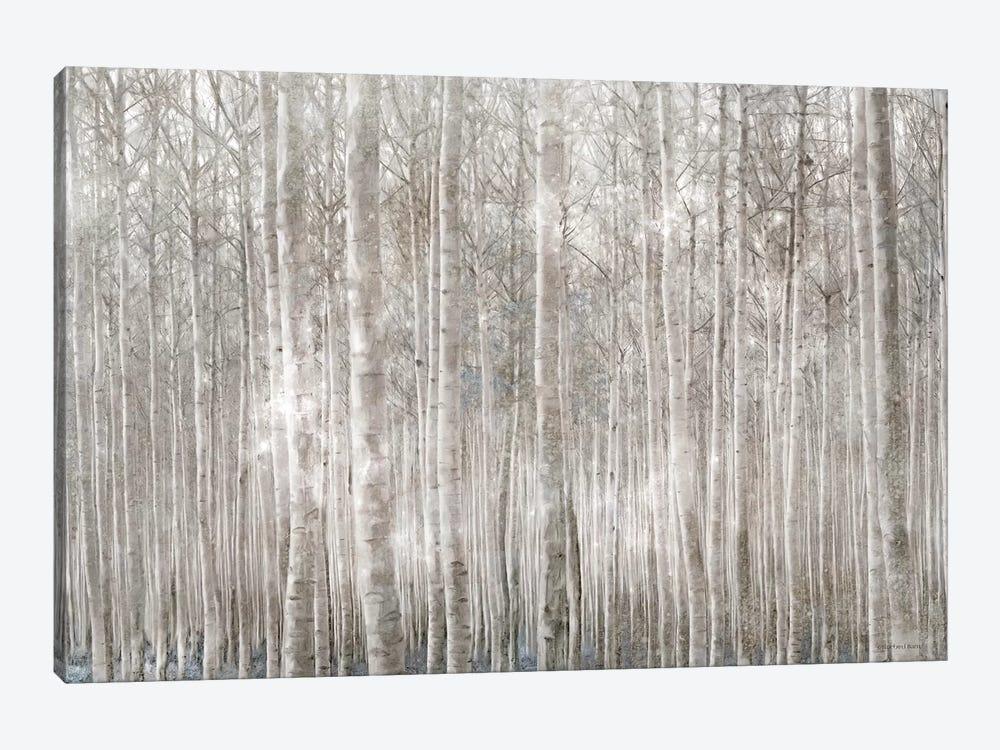 Birch Trees     by Bluebird Barn 1-piece Canvas Print